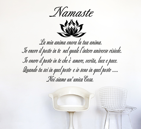 Significato Namaste Cosa Significa Namaste Notizie24h It
