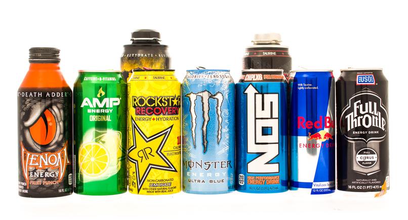 perdere peso bevande energetiche