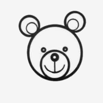 come disegnare un orso