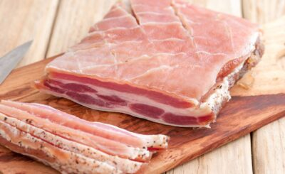 differenza bacon pancetta