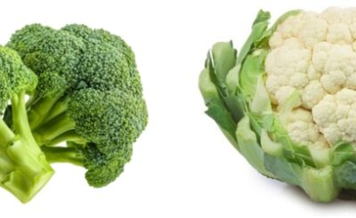Differenza tra broccolo e cavolfiore