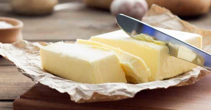 differenza tra burro e margarina