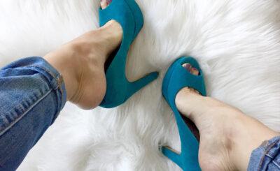 come allargare le scarpe strette