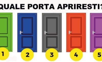 test della personalità: le porte