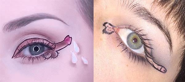 tattoo occhio