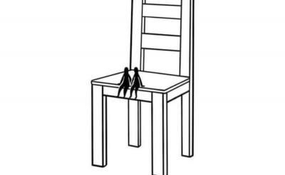 pilastri relazione di coppia sedia