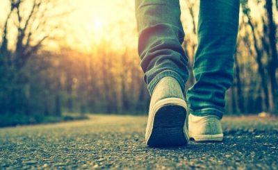 benefici di camminare