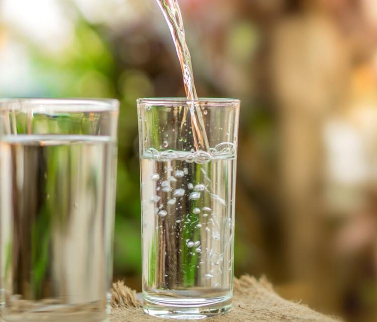 come bere l'acqua