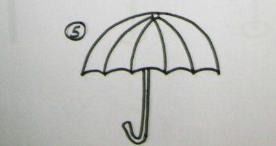 come_disegnare_un_ombrello