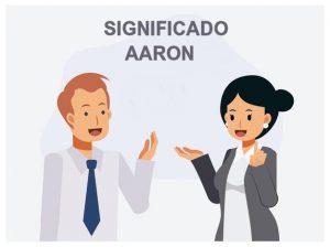 significado Aarón
