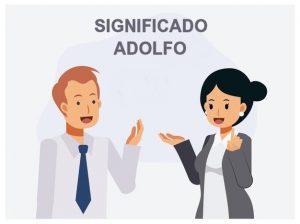 significado Adolfo