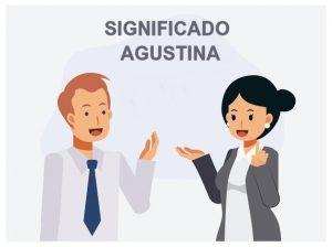 significado Agustina
