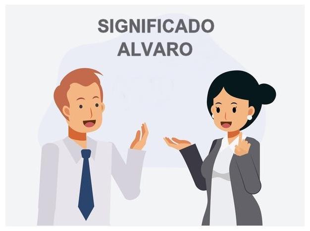 significado Alvaro