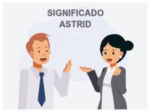 significado Astrid