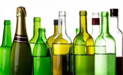 sognare bottiglie