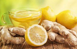 bevanda zenzero e limone