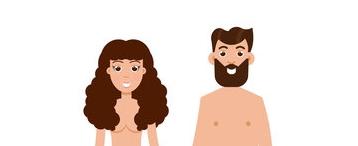 quiz di logica Adamo e Eva
