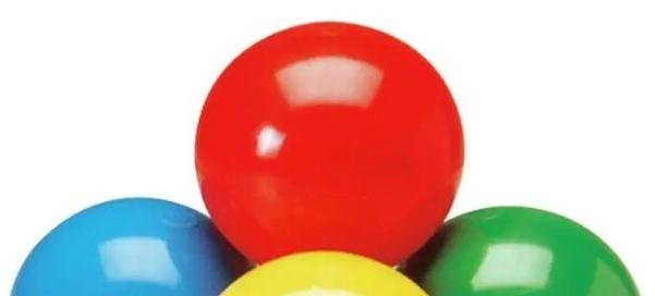 quiz di logica palline colorate