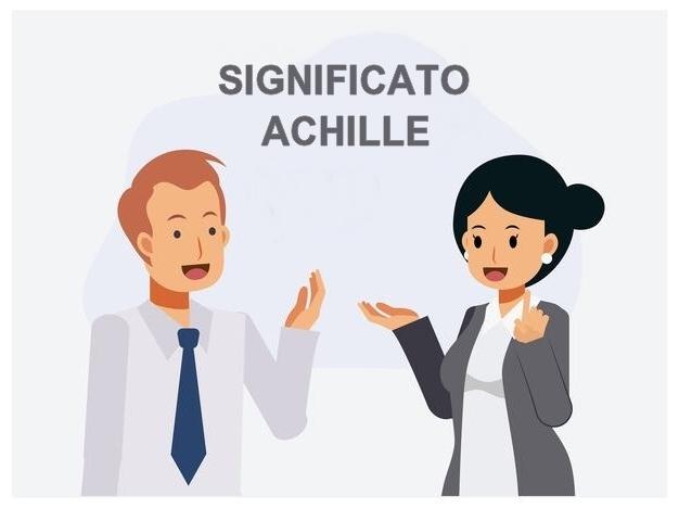 significato Achille