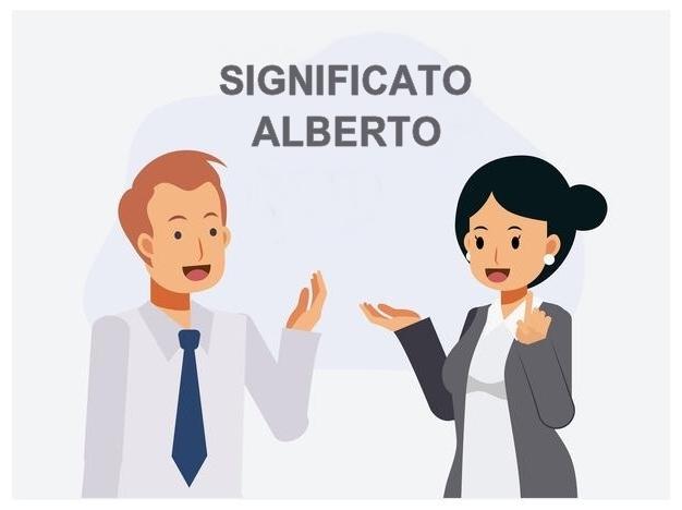 significato Alberto
