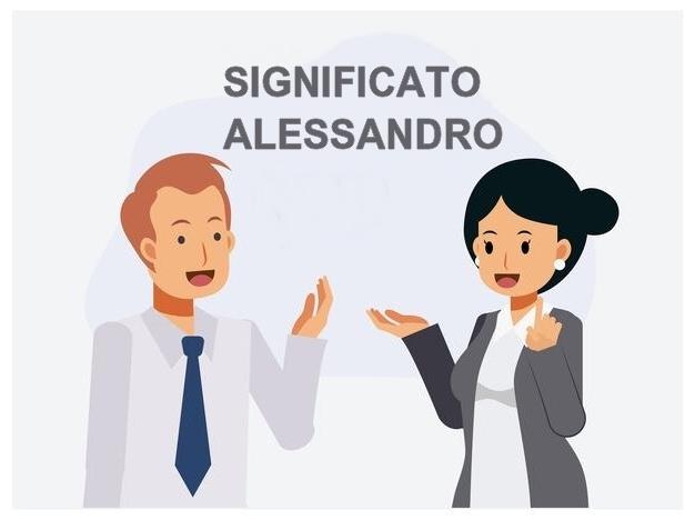 significato Alessandro