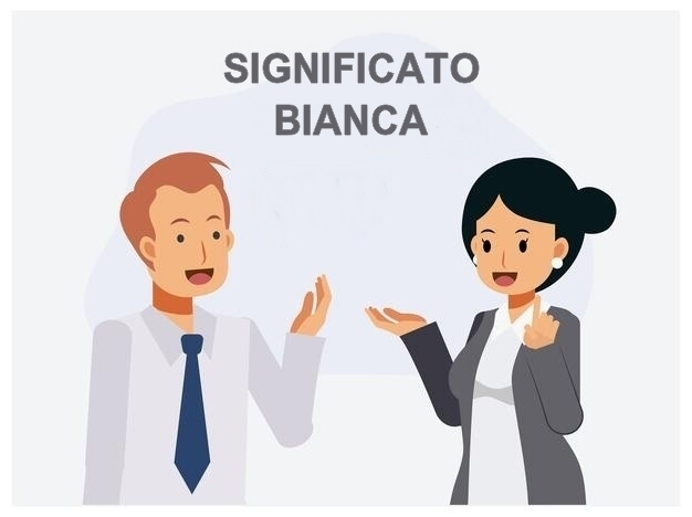 significato Bianca