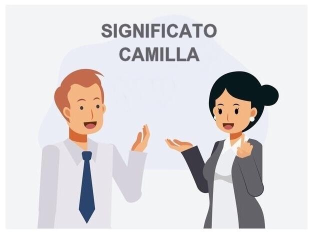 significato Camilla